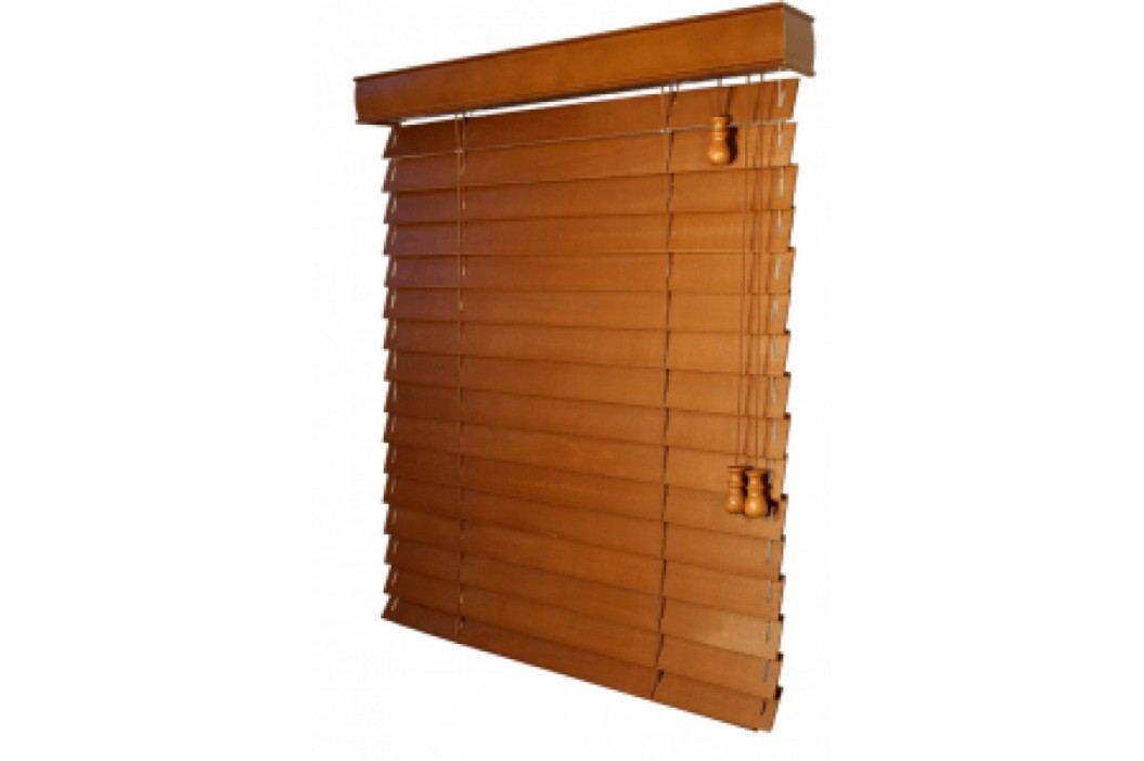Žaluzije dřevěné 50mm - šířka 401-500mm x výška 401-500mm