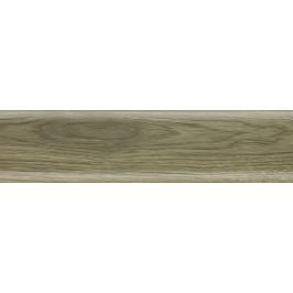 Soklová lišta PVC, Salag, NGF56, Dub Šedý