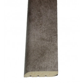 Soklová lišta BUKOMA PROFI-60, dekor Kámen Šedý