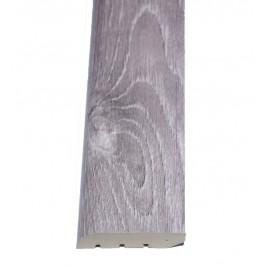 Soklová lišta BUKOMA PROFI-60, dekor Dub Jantarový