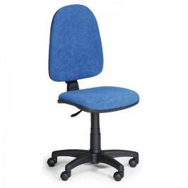 Kancelářská židle Torino bez područek modrá