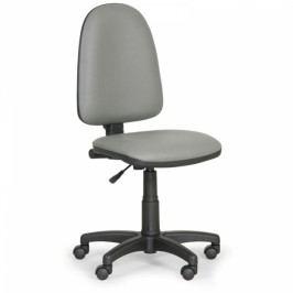Pracovní židle Torino šedá
