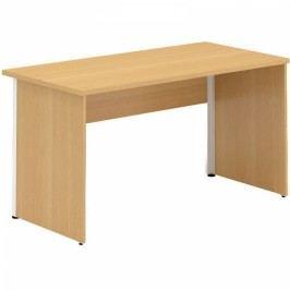 Stůl ProOffice A 70 x 140 cm ořech