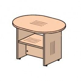 Lenza Konferenční stůl Express 80 cm hruška