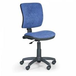 Kancelářská židle Milano II modrá