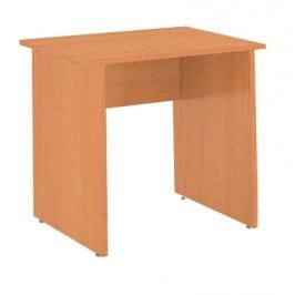 Stůl Praktik 80 x 80 cm hruška