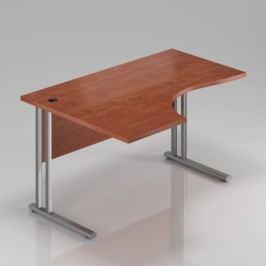 Rauman Ergonomický stůl Visio 180 x 70/100 cm, levý calvados