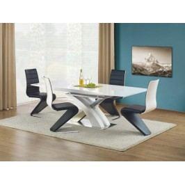 HALMAR Jídelní stůl Sandor bílá