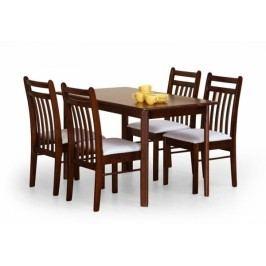 HALMAR Jídelní stůl Calvin třešeň