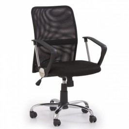 HALMAR Kancelářská židle Tony černá