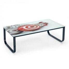 HALMAR Konferenční stolek Pandora terče