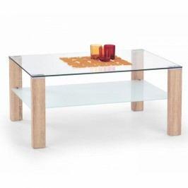 HALMAR Konferenční stolek Simple dub sonoma