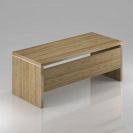 Rauman Stůl Lineart 160 x 85 cm + krycí panel jilm světlý