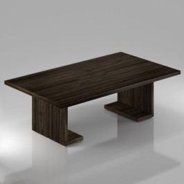 Rauman Konferenční stůl Lineart 240 x 140 cm jilm tmavý