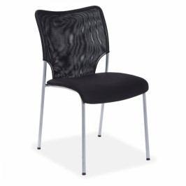 RAUMAN Konferenční židle Duffy černá