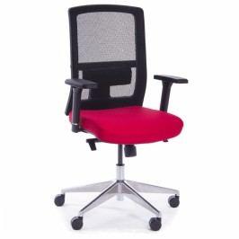 RAUMAN Kancelářská židle Adelis červená