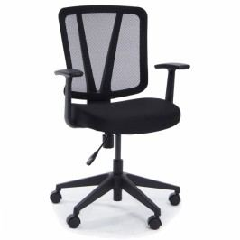 RAUMAN Kancelářská židle Thalia černá