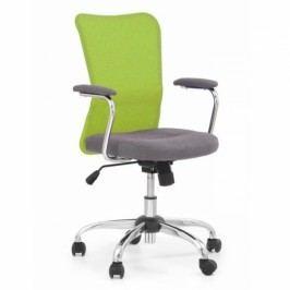 Halmar Andy kancelářská židle zelená