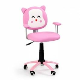Dětská otočná židle Halmar KITTY