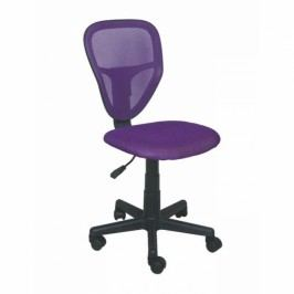 Kancelářská židle Halmar SPIKE fialová