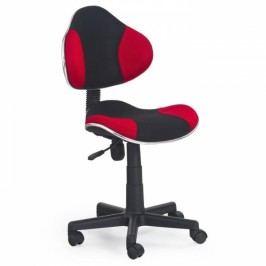 Halmar Dětská židle Flash červená