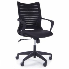 RAUMAN Kancelářská židle Samuel černá