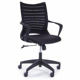 Rauman Kancelářská židle Samuel 1+1 zdarma černá