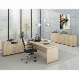 Sestava kancelářského nábytku TopOffice 3 merano