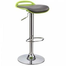 Halmar Barová židle H/60 zelená