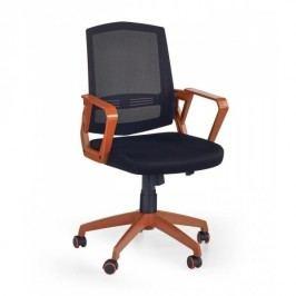 Ascot Halmar Kancelářská židle oranžová
