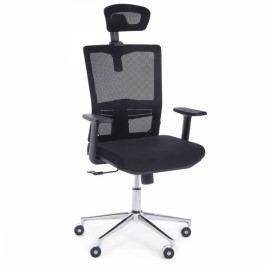 Kancelářská židle Arthur černá