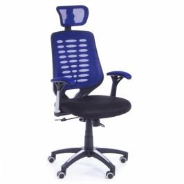 Rauman Kancelářská židle Stuart modrá