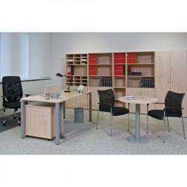 Kancelářský nábytek sestava ProOffice 3 buk