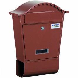 Poštovní schránka TG-SO/G s přihrádkou na noviny, formát A4