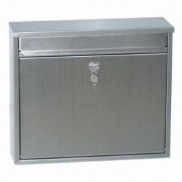 Nerezová poštovní schránka TG-SN1, formát A4