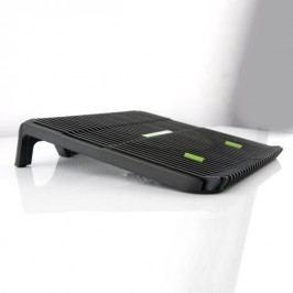 Chladící podložka pod notebook, s USB ventilátorem, FELLOWES Maxi Cool