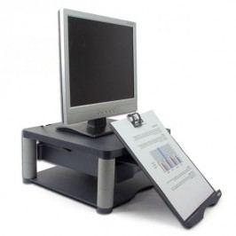 Fellowes podstavec pod monitor se zásuvkou/držákem dokumentů copyholder