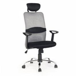 Kancelářská židle Dancan šedá