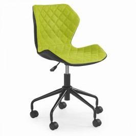 Halmar židle Matrix zelená