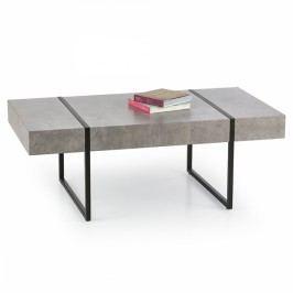 Konferenční stolek Tiffany černá