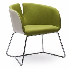 Konferenční židle Pivot zelená