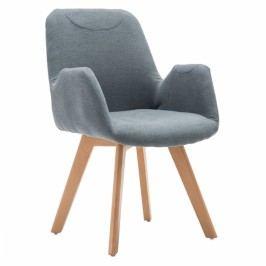Konferenční židle Safari II šedá