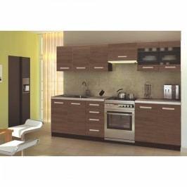 Halmar AMANDA 1 kuchyňská linka 260 cm