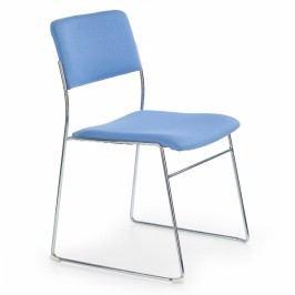 Konferenční židle Vito modrá