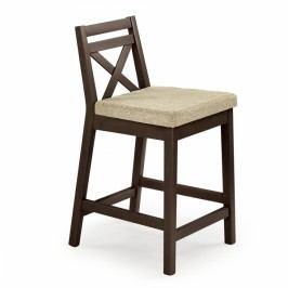 Barová židle Borys ořech
