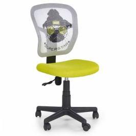 Dětská židle Jump zelená
