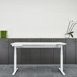 Stůl ProOffice Ergo UP 120 cm divoká hruška