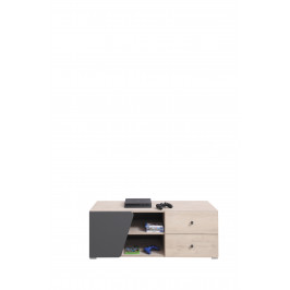 Meblar Televizní stolek DELTA D8 Meblar 120/45/50