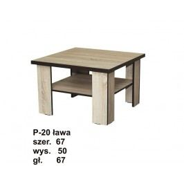 AB Konferenční stolek 67 PORTOS 20