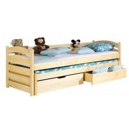 Dolmar Dětská postel s přistýlkou TOLEK